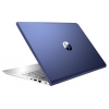 Ноутбук HP Pavilion 15-cc523ur, синий, купить за 37 755руб.