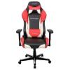 Игровое компьютерное кресло DXRacer OH/DM61/NWR черное/белое/красное, купить за 28 990руб.