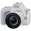Цифровой фотоаппарат Canon EOS 200D Kit (EF-S 18-55mm IS STM), белый, купить за 34 790руб.