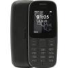 Сотовый телефон Nokia 105 TA-1010 (одна SIM-карта), черный, купить за 1 645руб.