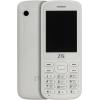 Сотовый телефон ZTE F327, белый, купить за 2 175руб.