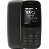 Сотовый телефон Nokia 105 Dual SIM TA-1034 2017, черный, купить за 1 200руб.