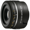 Объектив Sony 30mm f/2.8 DT Macro SAM (SAL-30M28), купить за 12 640 руб.