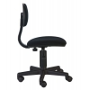 Компьютерное кресло Бюрократ CH-201NX/B чёрное, купить за 2 290руб.