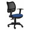Компьютерное кресло Бюрократ CH-797AXSN/26-21 Black/Blue, купить за 3 890руб.