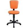 Компьютерное кресло Бюрократ CH-204NX/26-291, оранжевый, купить за 2 590руб.