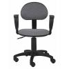 Компьютерное кресло Бюрократ CH-213AXN/10-128, темно-серый, купить за 2 690руб.