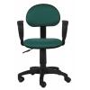 Компьютерное кресло Бюрократ CH-213AXN/10-24, зеленый, купить за 2 690руб.