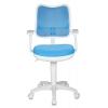 Компьютерное кресло Бюрократ CH-W797/LB/TW-55/TW-31 светло-голубой, купить за 4 490руб.