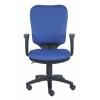 Компьютерное кресло Бюрократ CH-540AXSN/26-21 синее, купить за 4 990руб.