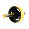 Тренажер Ролик для пресса Starfit RL-105, черно-желтый, купить за 945руб.
