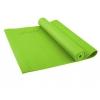 Коврик для йоги Starfit FM-101 (173x61x0,4 см), зеленый, купить за 400руб.