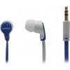 Наушники SmartBuy Fanatik SBE-4300, сине-белые, купить за 305руб.
