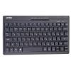 Клавиатура Perfeo PF-8006 COMPACT USB Multimedia, черная, купить за 805руб.