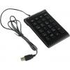 Клавиатура Цифровой блок Genius Numpad i130 черный, купить за 810руб.