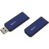 Usb-флешка Apacer AH334 32Gb, синяя, купить за 680руб.