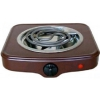 Плитка электрическая Cezaris ЭПТ-1МВ-08 Гомель, коричневая, купить за 620руб.