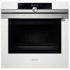 Духовой шкаф Siemens HB634GBW1, белый-черный, купить за 38 560руб.