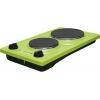 Плитка электрическая Лысьва ЭПБ 22, зеленый, купить за 2 375руб.