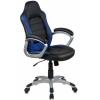 Компьютерное кресло Бюрократ CH-825S/Black Blue, купить за 7 890руб.