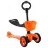 Самокат Explore Saddler, Orange, купить за 2 475руб.