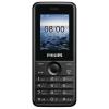Сотовый телефон Philips E103, чёрный, купить за 1 800руб.