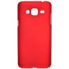 Чехол для смартфона SkinBox для Samsung Galaxy J3 (2016) Серия 4People (красный), купить за 250руб.