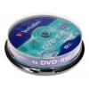 Оптический диск Verbatim DVD-RW 4.7 Gb, 4x, Cake Box (10шт), купить за 765руб.