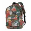 Рюкзак городской Nosimoe 8302-01 совы, шапки, очки 3377, купить за 1 330руб.