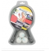 Donic Playtec Outdoor (2 ракетки, 3 мячика), купить за 1 490руб.