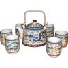 TimA Дракон НЧФ-04 (чайник и 6 чашек), купить за 1 260руб.