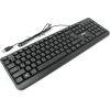 Клавиатура Smartbuy SBK-208U-K, черная, купить за 410руб.