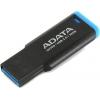 Adata AUV140-32G-RBE 32 Gb, черная-голубая, купить за 895руб.