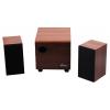 Компьютерная акустика Ritmix SP-2150w, коричневая, купить за 1 140руб.