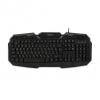 Клавиатура CBR KB 875 Armor USB, черная, купить за 1 290руб.
