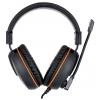 Gembird MHS-G100, черно-оранжевая, купить за 1 225руб.
