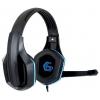 Gembird MHS-G10, черно-синяя, купить за 775руб.