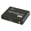 Медиаплеер Espada Mini DMP-006H-4GB, черный, купить за 3 910руб.