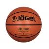 Мяч баскетбольный Jogel JB-700 (№6), оранжевый, купить за 1 450руб.