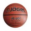 Мяч баскетбольный Jogel JB-500 (№6), оранжевый, купить за 1 285руб.