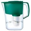 Фильтр для воды Кувшин Аквафор Атлант, темно-зеленый, купить за 470руб.