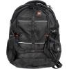 Рюкзак городской Continent BP-302 BK (нейлон), черный, купить за 2475руб.