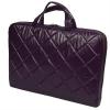 Сумка для ноутбука Continent CC-071, фиолетовая, купить за 960руб.