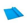 Коврик для йоги Starfit FM-101 PVC 173x61x0,8 см, синий, купить за 875руб.