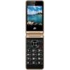 Сотовый телефон Ark V1, золотистый, купить за 2 225руб.