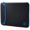 "Чехол для планшета HP для планшета 11.6"" черный/синий Chroma Sleeve, купить за 1 075руб."