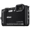 Цифровой фотоаппарат Nikon Coolpix W300 BK EU черный, купить за 25 605руб.