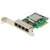 Сетевая карта Intel I350 (4 портовая), купить за 10 965руб.