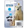 Картридж Epson T2632 26XL, Голубой, купить за 1 940руб.