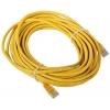 Aopen UTP 5е (15м), Желтый, купить за 180руб.